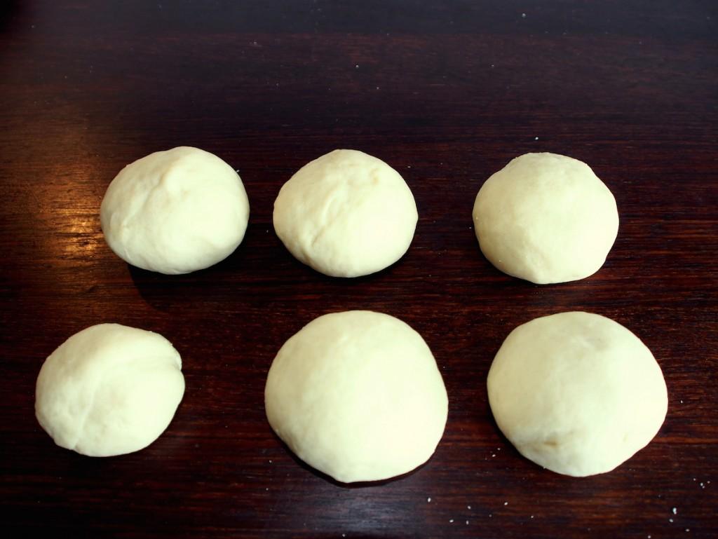 Tortilla - bochánky